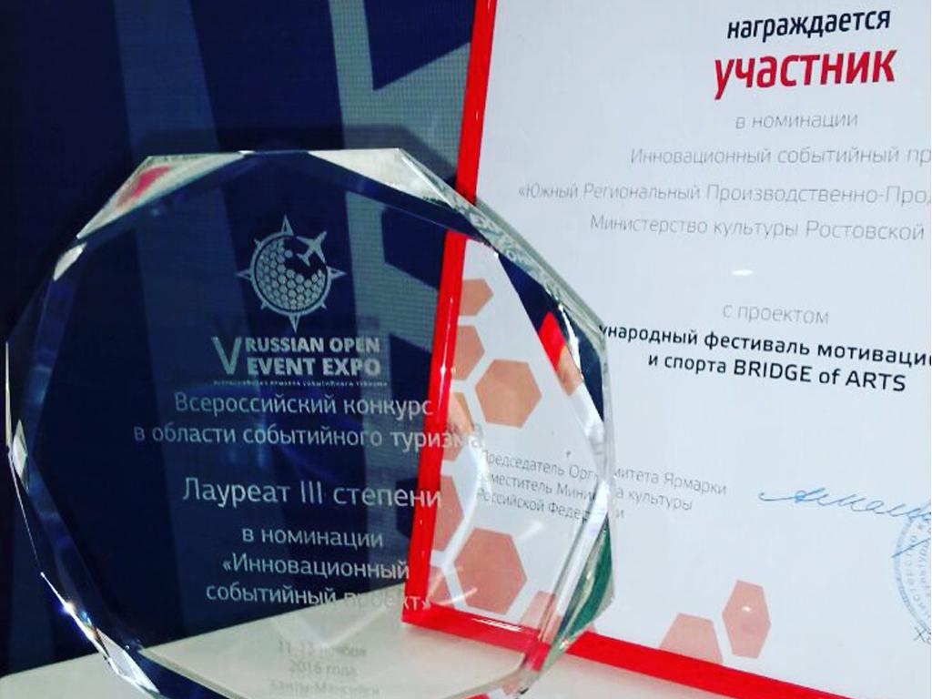 Всероссийский конкурс по событийному туризму